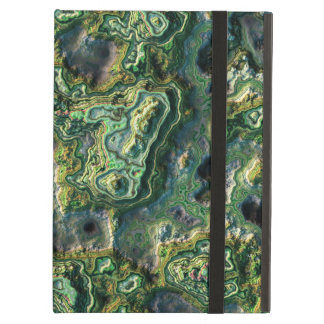 Layered Stone 1 Powiscase Cover For iPad Air