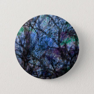 Layered Trees at Twilight Pinback Button