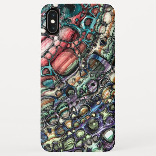 Layers And Texture iPhone XS Max Case