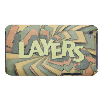 Layers iPod Touch Cover