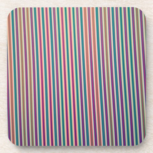 Layers Colors Coaster