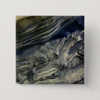 Layers exposed at Polar Canyon Pinback Button