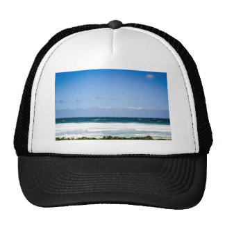 Layers in the Beach of Barra Trucker Hat