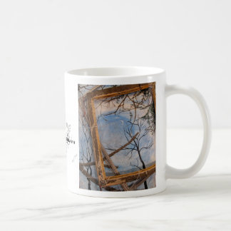 layers of a forest coffee mug