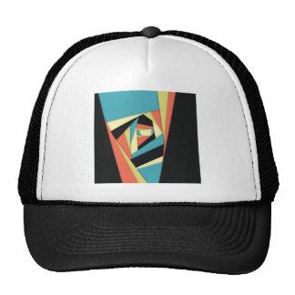Layers of Color Trucker Hat