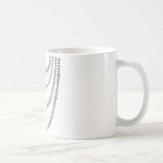Layers of Diamonds Coffee Mug