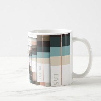 Layers of Directions Coffee Mug