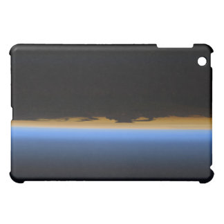 Layers of Earth's atmosphere iPad Mini Cover