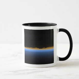 Layers of Earth's atmosphere Mug