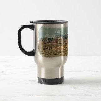 Layers of Red Rock; 2012 Calendar Travel Mug