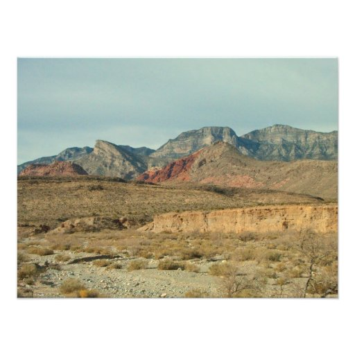 Layers of Red Rock Photo