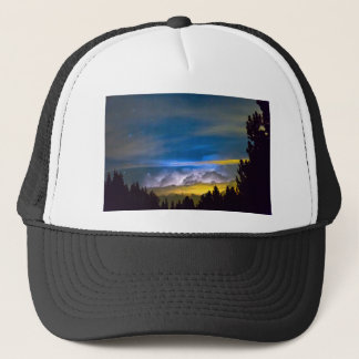 Layers Of The Night Trucker Hat