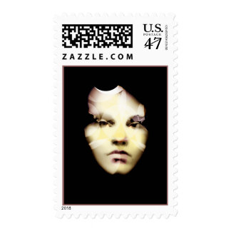 «Layers of the Soul 1» Postage Stamp