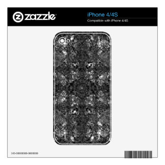 Layers of Thought Decals For iPhone 4S