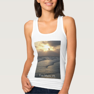 Layers of Tranquility Tank Top
