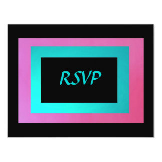 Layers, RSVP Card