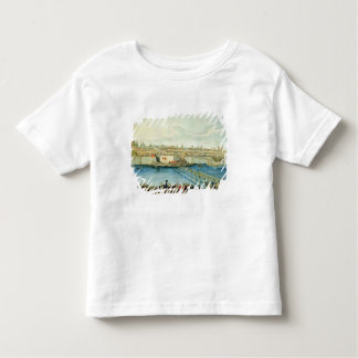 Laying of the Moskvoretsky Bridge in Moscow Toddler T-shirt