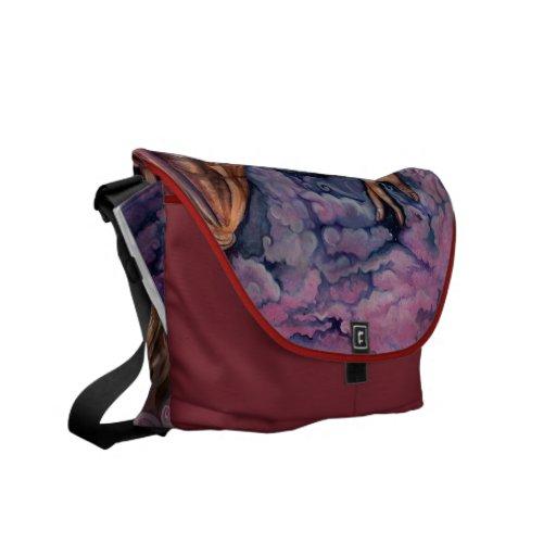 Layla Messenger bag