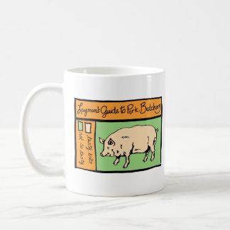 Layman s Guide to Pork Butchery Coffee Mug