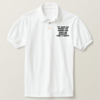 Layoff Shirt Embroidered Shirt