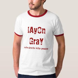 Layon Gray t 3 T-Shirt