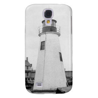 Lazaretto Point Lighthouse Galaxy S4 Cover