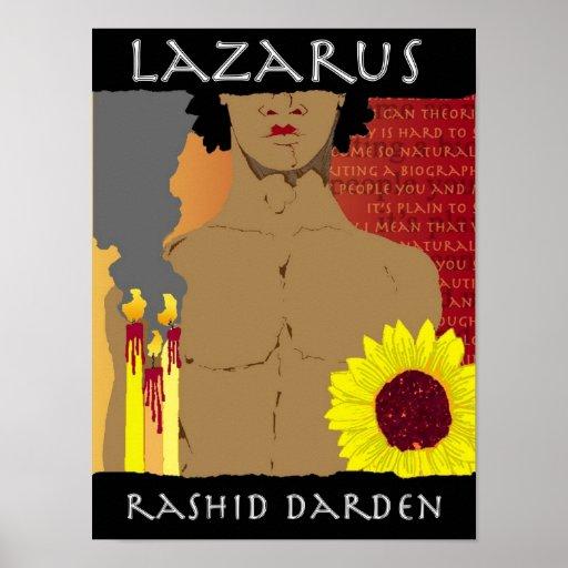 Lazarus (2005) póster