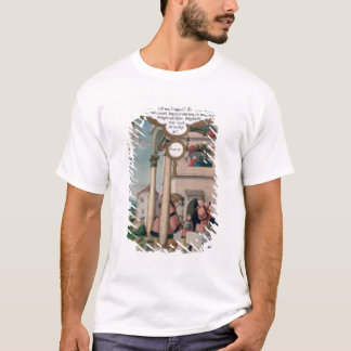 Lazarus and the Rich Man's Table T-Shirt