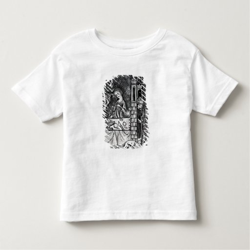Lazarus at the rich man's gate t-shirt