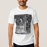 Lazarus at the rich man's gate tee shirt