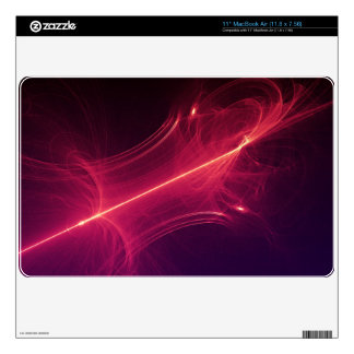 Lazer Light Skin For MacBook Air
