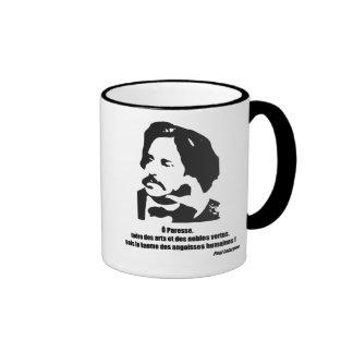 Lazes with the Coffee break Mug
