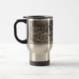 Laziness by Pieter Bruegel the Elder Coffee Mugs