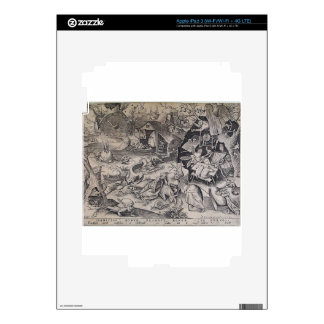 Laziness by Pieter Bruegel the Elder Skin For iPad 3