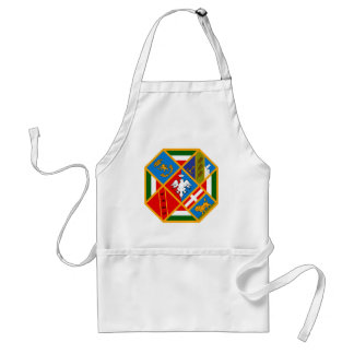 Lazio (Italy) Coat of Arms Adult Apron