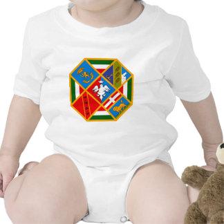 Lazio (Italy) Coat of Arms Baby Bodysuit