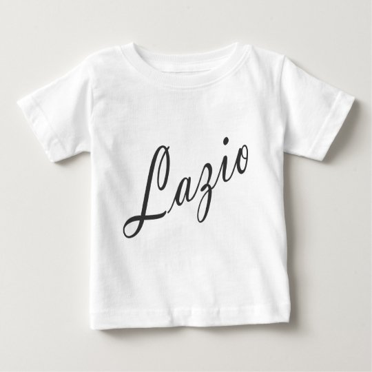 Lazio Products! Baby T-Shirt