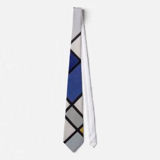 Lazo #1 de Mondrian Corbata Personalizada