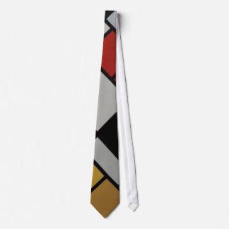 Lazo #2 de Mondrian Corbatas Personalizadas