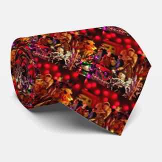Lazo 2 del navidad de los juguetes del tiempo corbata personalizada