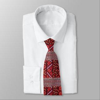 Lazo aborigen de muchas tribus corbata personalizada