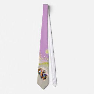 Lazo agraciado de la fantasía de Japón de la moda Corbatas Personalizadas