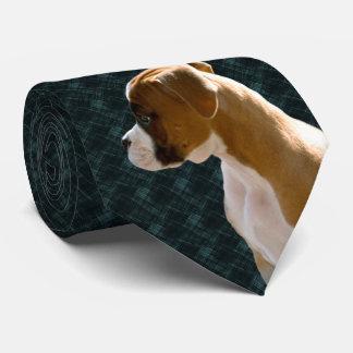 Lazo azul del recorte del perro de perrito del corbata personalizada