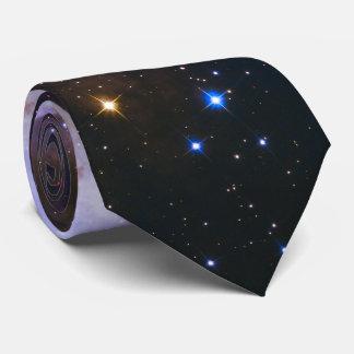 Lazo cósmico del espacio corbata personalizada