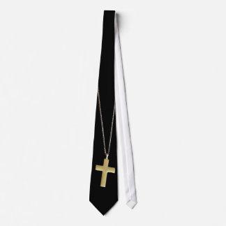 Lazo cruzado corbatas