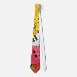 Lazo de balanceo del piano corbatas personalizadas