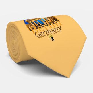 Lazo de BERLÍN Corbata Personalizada