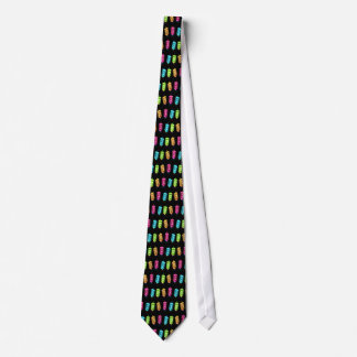 Lazo de cuatro Dreidels Corbata