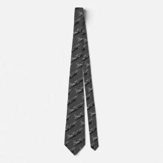 Lazo de CVN-72 Abraham Lincoln Corbatas Personalizadas