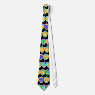 Lazo de Dreidel - SRF Corbata Personalizada